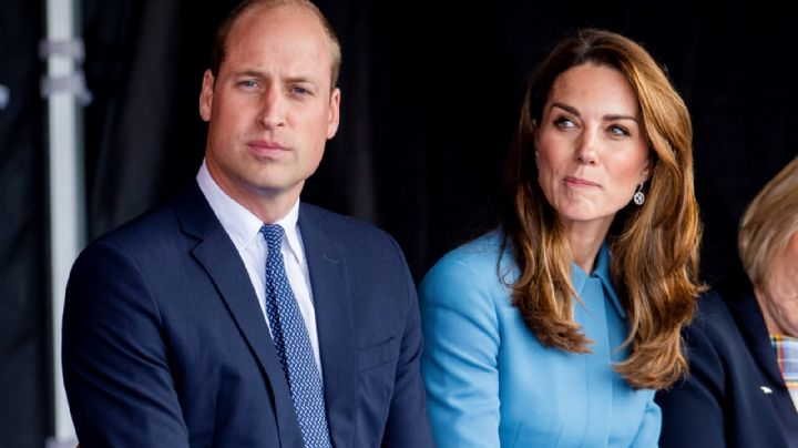 El Príncipe William lo sabe: Kate, en alerta
